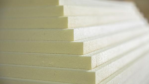 Tvrdé polyuretanové stavební desky